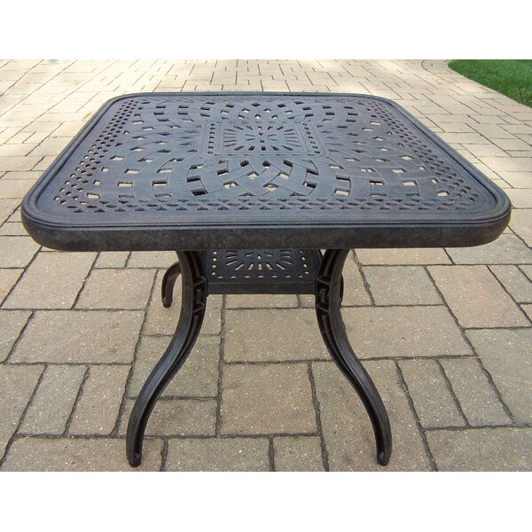 Vandyne Metal Side Table by Darby Home Co