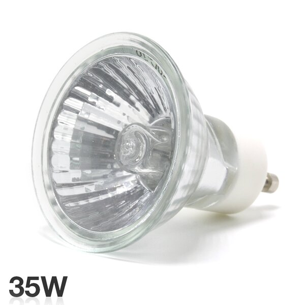 35W GU10 Halogen Spotlight Light Bulb by eTopLighting