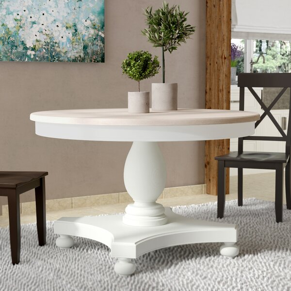 Espere Round Dining Table by August Grove