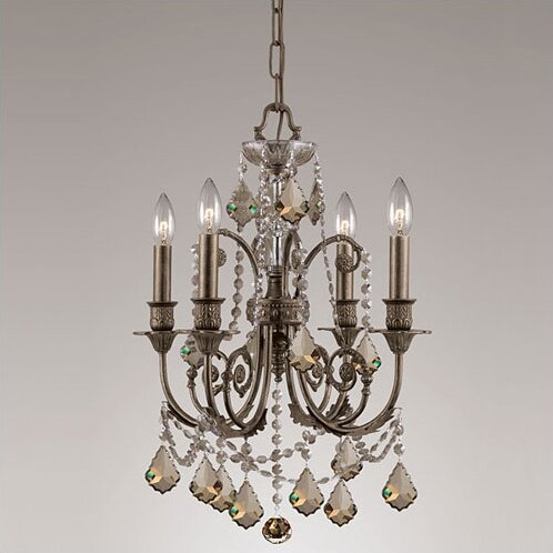 Suniga 4-Light Candle Style Chandelier by Astoria Grand