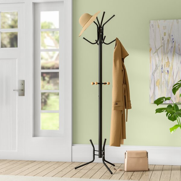 Coat Rack by Rebrilliant