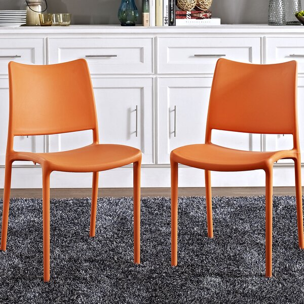 Hipster Side Chair (Set Of 2) By Modway