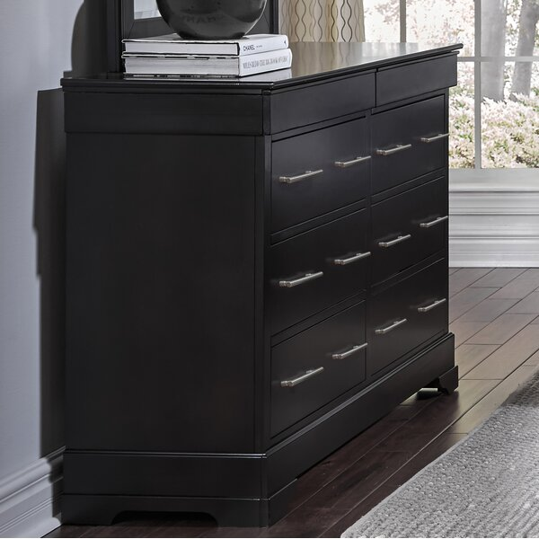 Mcmahon 6 Drawer Dresser by Alcott Hill
