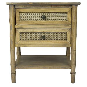 Wallace End Table by Heather Ann Creations