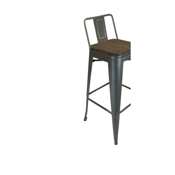Peetz 30 Bar Stool (Set of 4) by Trent Austin Design