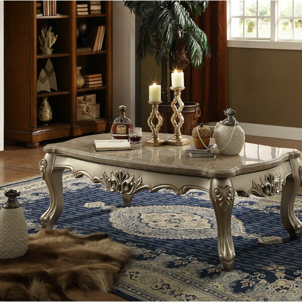 Nia Coffee Table by Astoria Grand