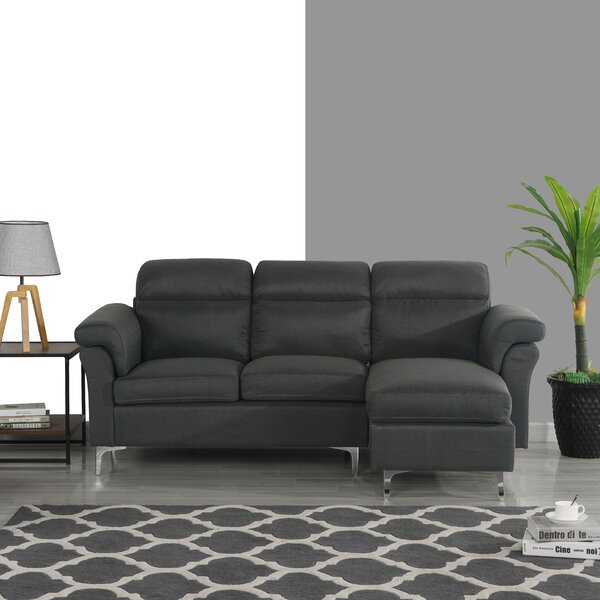 Shop Our Selection Of Laylah Right Hand Facing Sectional by Orren Ellis by Orren Ellis