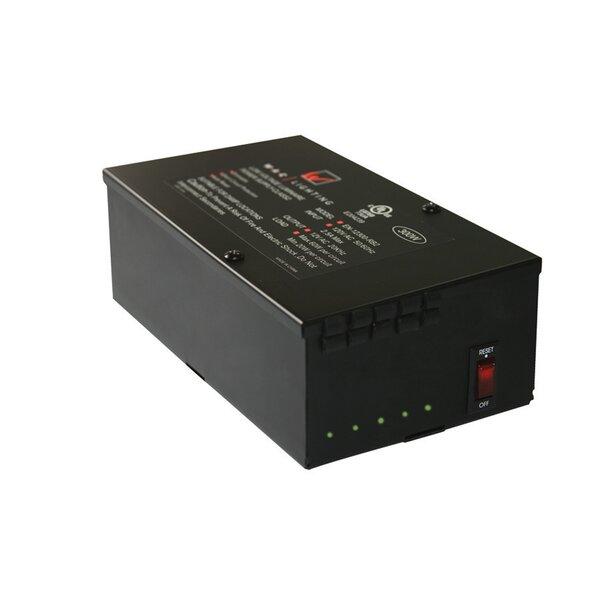 Class II 300W 12V Electronic Transformer by WAC Lighting