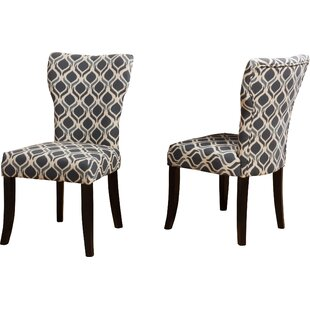 Best Price Thornton Parsons Chair (Set of 2) By Darby Home Co