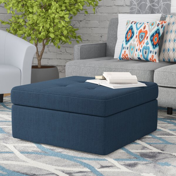 Nona Tufted Storage Ottoman By Zipcode Design Top Reviews