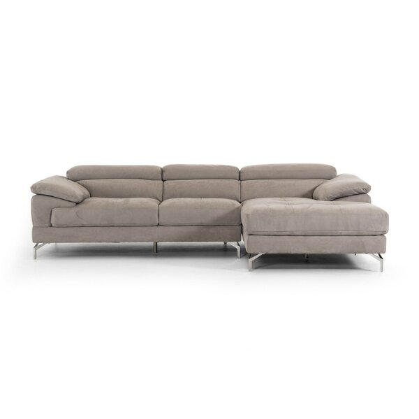 Michalak Sectional by Brayden Studio