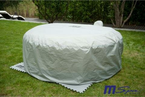 Inflatable Spa Cover by MSPA USA