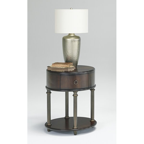 Ashburton End Table By Alcott Hill