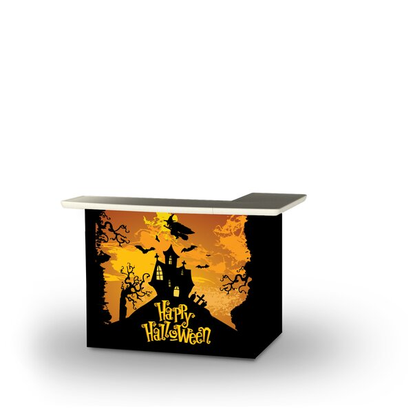 Wollenzein Halloween Witch Home Bar by East Urban Home