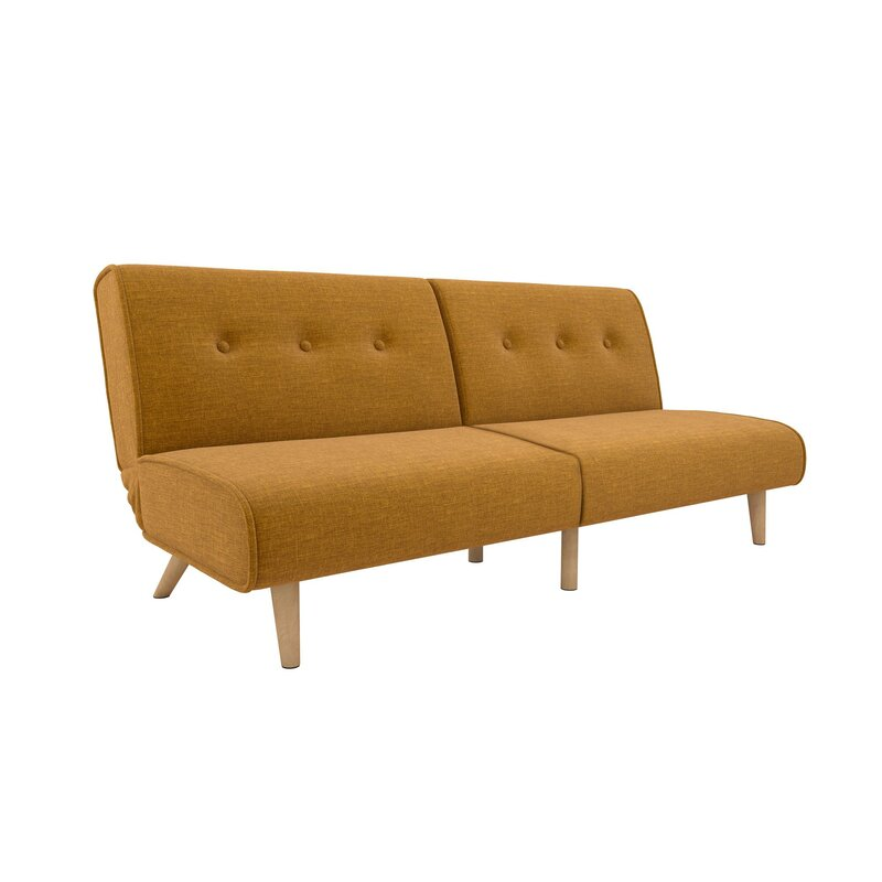 Palm Springs Split Convertible Sofa