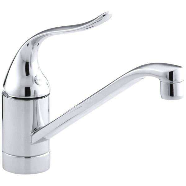 Coralais Single Handle Kitchen Sink Faucet by Kohler