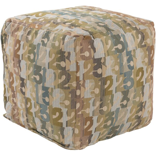 Riverdale Pouf by Andover Mills