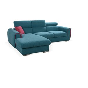 Ecksofa Skeam West mit Bettfunktion von Home & H..