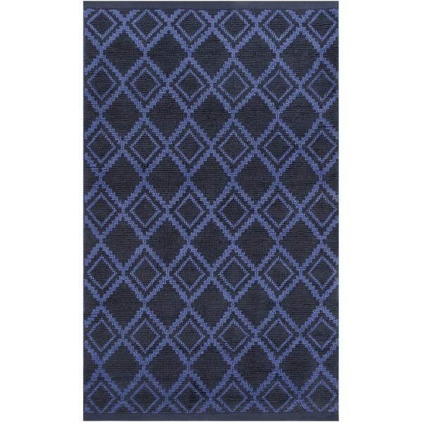 Todd Cobalt/Navy Area Rug by Union Rustic