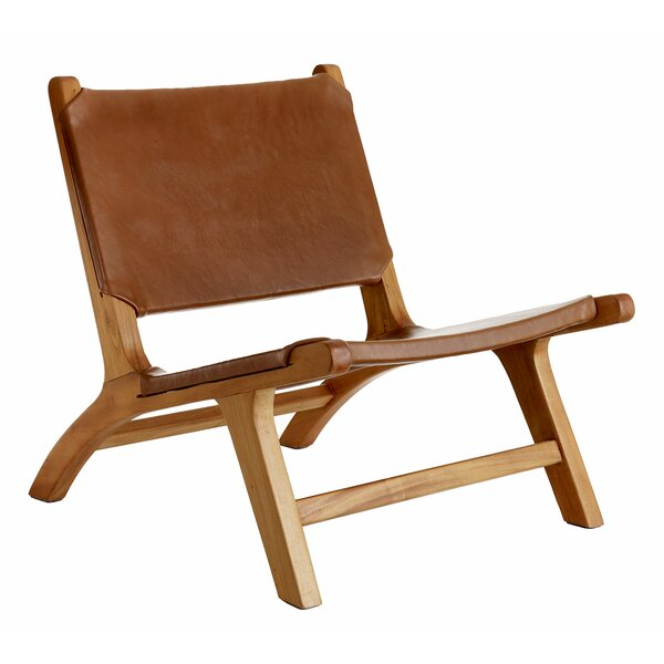 Concho Creek Lounge Chair by Union Rustic