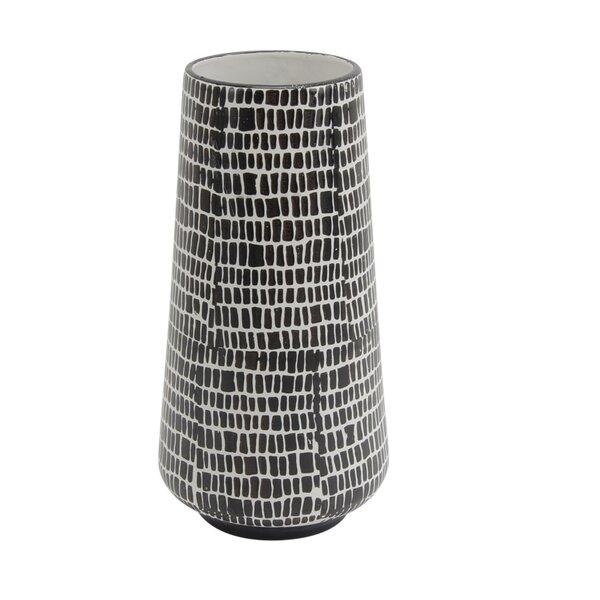 Carman Ceramic Table Vase by Union Rustic
