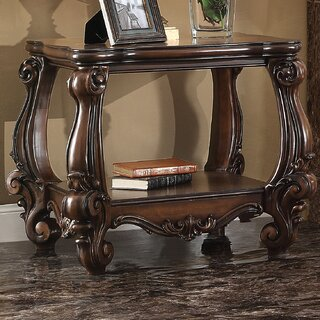 Welton End Table by Astoria Grand SKU:EB208349 Check Price