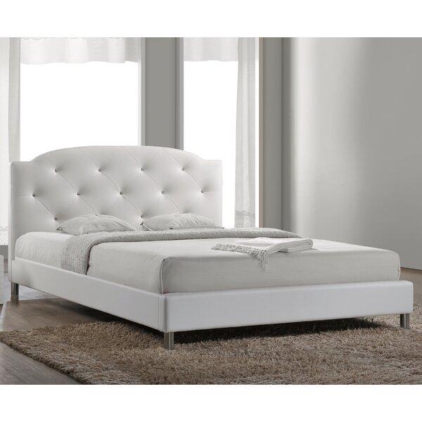 Ruben Upholstered Platform Bed by Willa Arlo Interiors