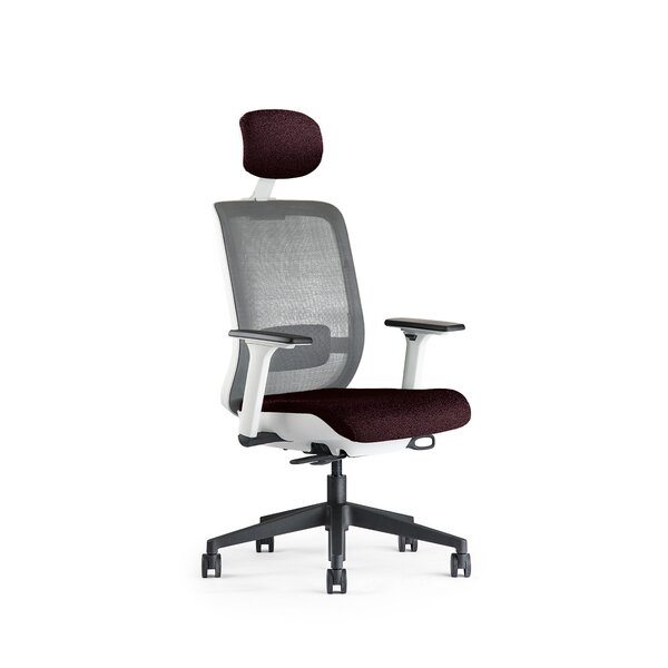 Virgil Mesh Back Ergonomic Office Chair by Symple Stuff
