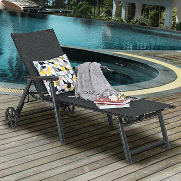 Boltwood Reclining Chaise Lounge