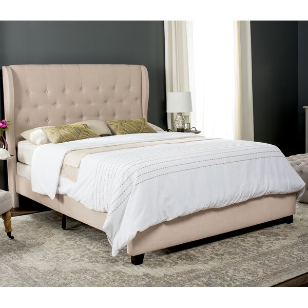 Booneville Panel Bed by Greyleigh