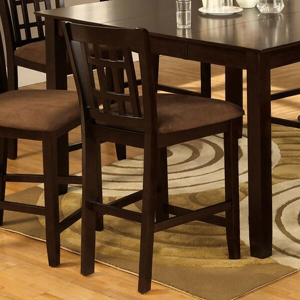 Sierra Counter Height Upholstered Dining Chair (Set of 2) by Astoria Grand