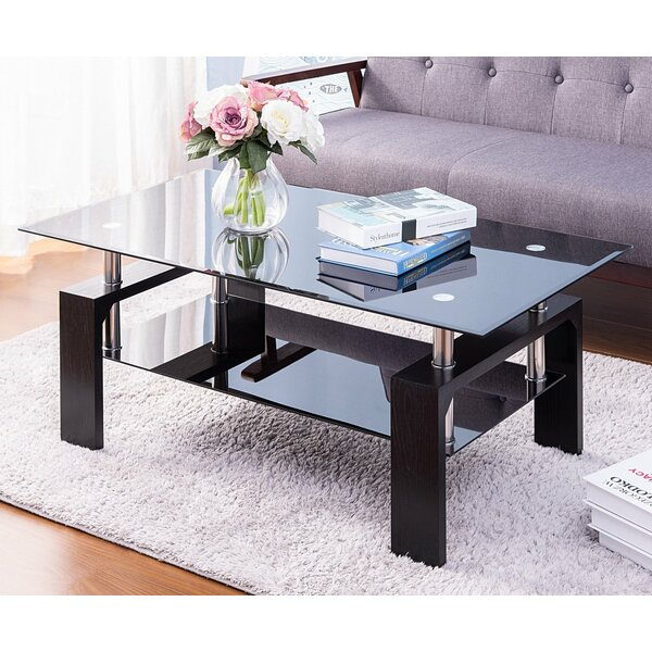 Burgue Coffee Table With Storage By Orren Ellis