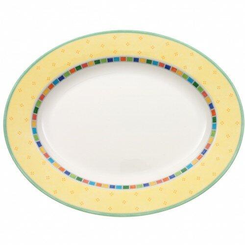 Twist Alea Oval Platter by Villeroy & Boch