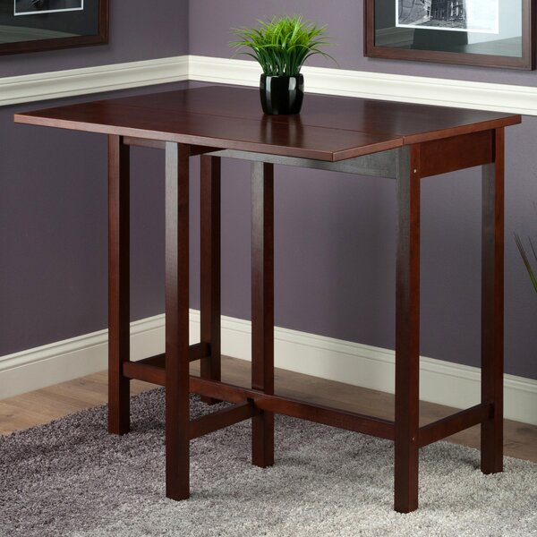 Bettencourt 3 Piece Counter Height Solid Wood Dining Set by Red Barrel Studio