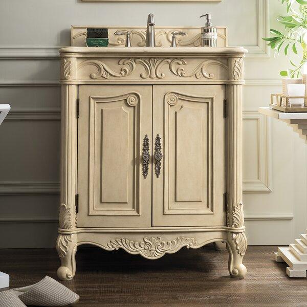 Avildsen 30 Single Wood Bathroom Vanity Set by Astoria Grand