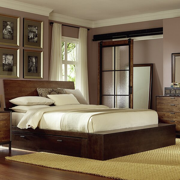Kolton Platform Bed by Latitude Run