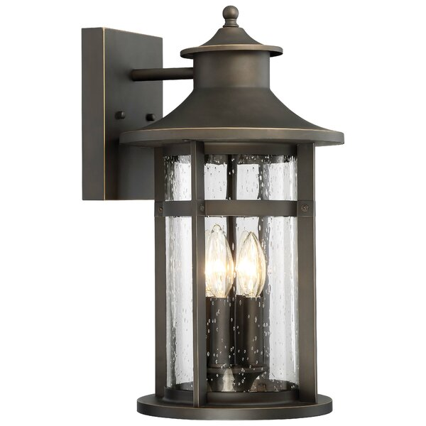 Mariam 4-Light Outdoor Wall Lantern by Longshore Tides