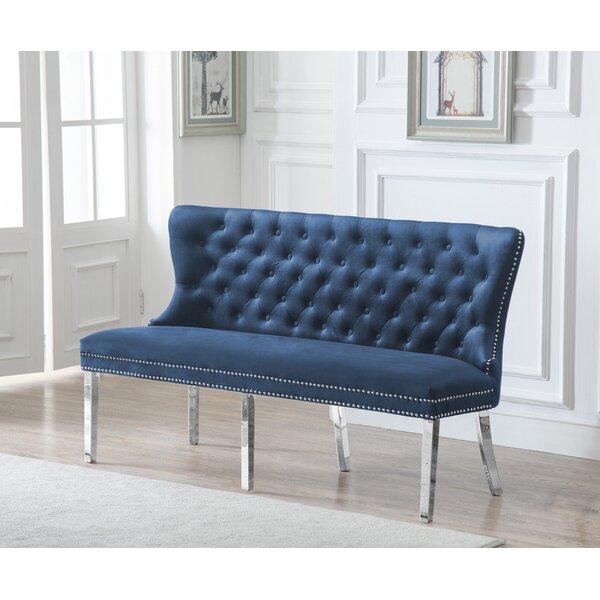 Bernice Upholstered Bench by Mercer41 Mercer41