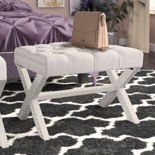 Best Choices Stapleford Ottoman by House of Hampton