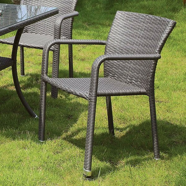 Slater Patio Dining Chair by Latitude Run