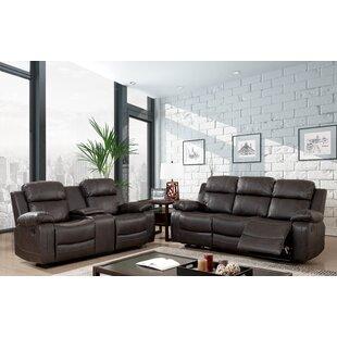Kogelscha Reclining Configurable Living Room Set by Red Barrel Studio®