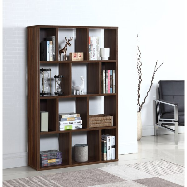 Darren Cube Unit Bookcase by Bloomsbury Market