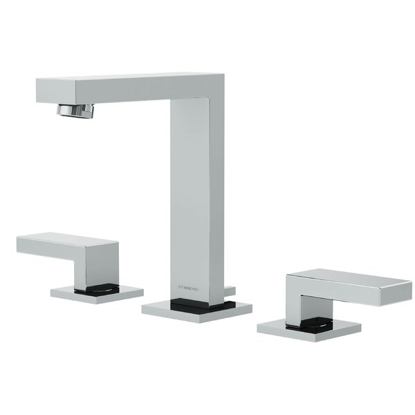 Duro Widespread Standard Bathroom Faucet Double Blade Handle by Symmons Symmons