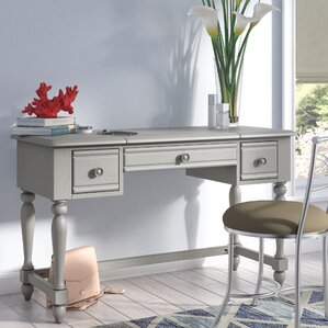 Dickens Vanity Desk by Beachcrest Home