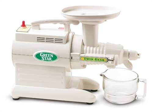 Green Star Deluxe Juicer by Tribest