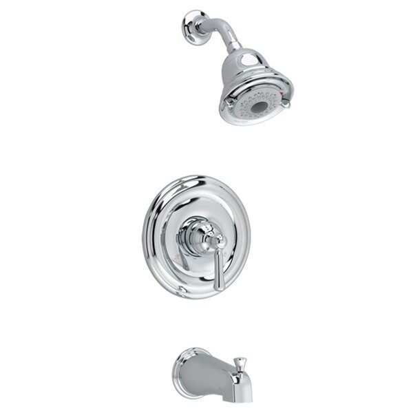 Portsmouth Flowise Dual Bath/Shower Faucet Trim Kit by American Standard