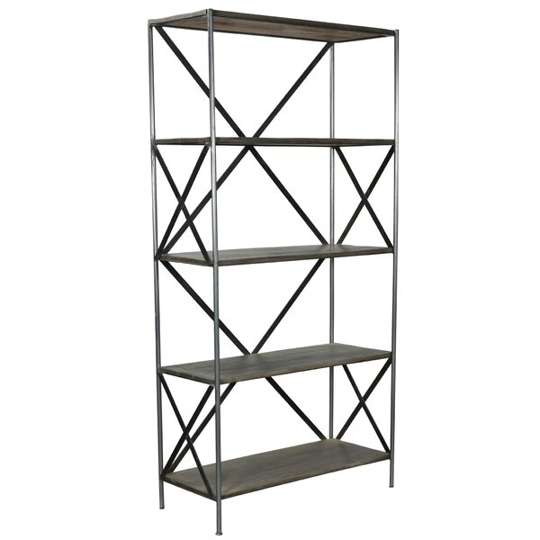 Schipper Mango Wood Parkview Etagere Bookcase By Foundry Select