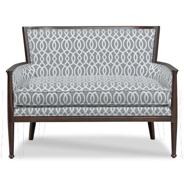 Internet Purchase Pierce Settee by Fairfield Chair by Fairfield Chair