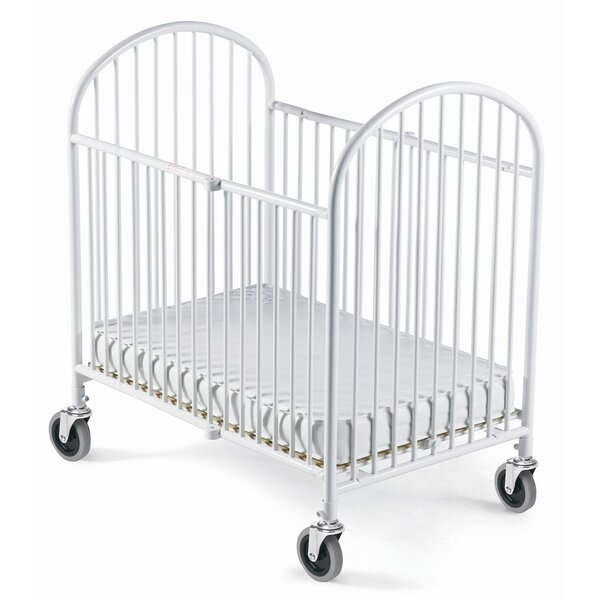 Pinnacle Full Size Folding Crib by Foundations