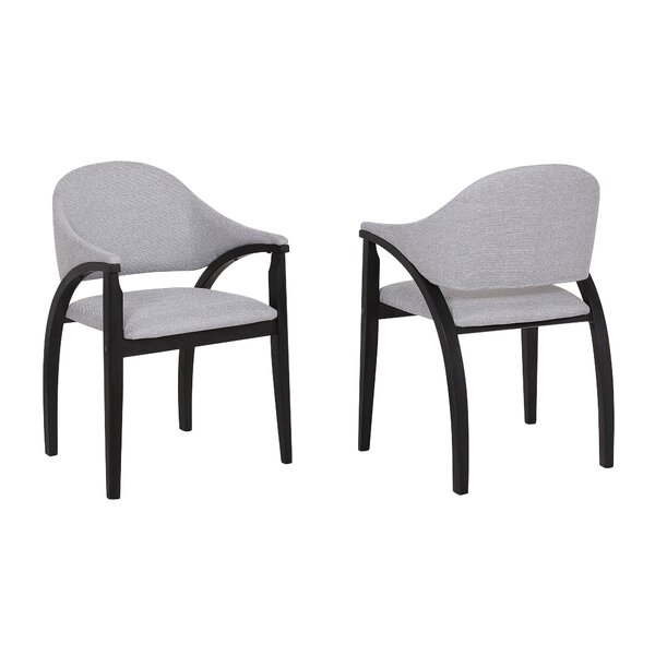 Braylee Upholstered Dining Chair (Set of 2) by Ivy Bronx